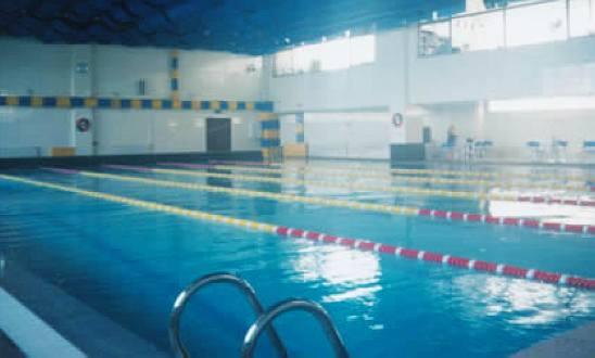 中山区市民健身中心游泳馆