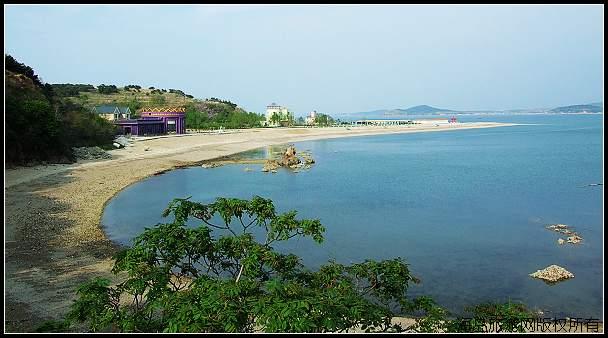 """酒店选址在广鹿岛附近的葫芦岛,当地百姓习惯称之为""""财神岛"""",承包此岛"""