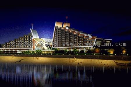 营口鲅鱼圈金泰珑悦海景酒店,金泰珑悦海景度假酒店