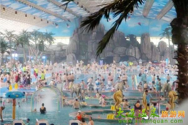 大连香洲温泉旅游度假区